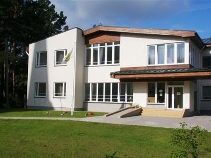 Дом Евангелическо-Лютеранской церкви в Икшкиле