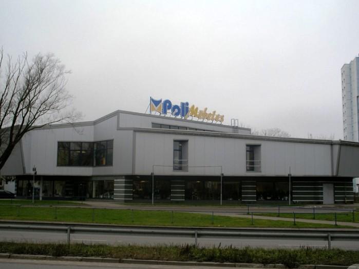 Дом мебели Poli mēbeles в Риге